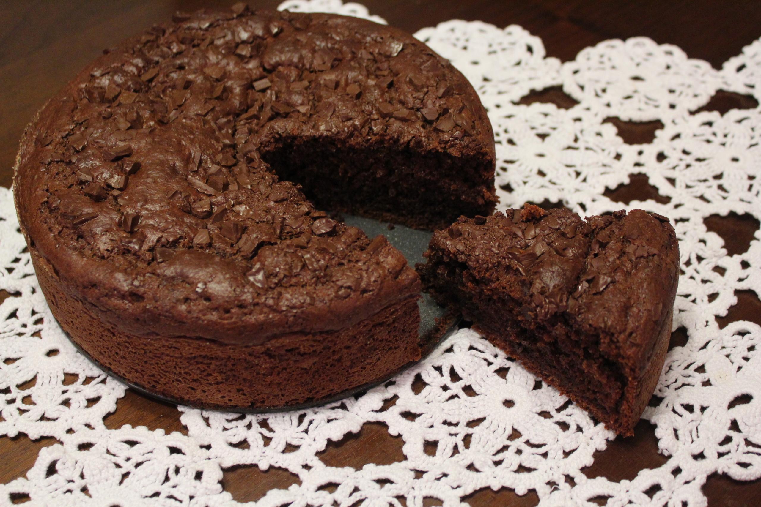 Ricetta Torta Yogurt Greco E Cioccolato.Torta Yogurt E Cioccolato La Mia Cucina Gluten Free